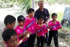 Kursus Kepimpinan Pelajar Asrama Desa SKBB Tahun 2017