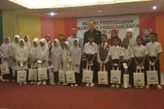 Majlis Penyerahan Bantuan MSM