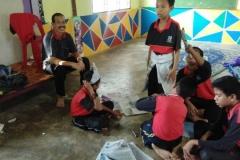 Perkhemahan Badan Beruniform Sekolah Kebangsaan Batu Bertangkup 2017