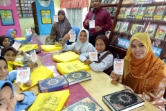 Program Satu Jam Bersama Al- Quran di SKBB