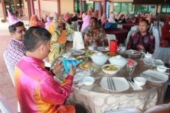 Majlis Sanjungan Budi Sejambak Kasih Warga SKBB