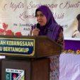 Majlis Sanjungan Budi Lambaian Kasih Pn.Zamrud @Jamrot Bt Hj Alis